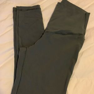 Aerie Play me real high waisted 7/8 legging